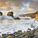 Bid for Japan Earthquake relief! - Garrapata Surf #1 - Big Sur, California