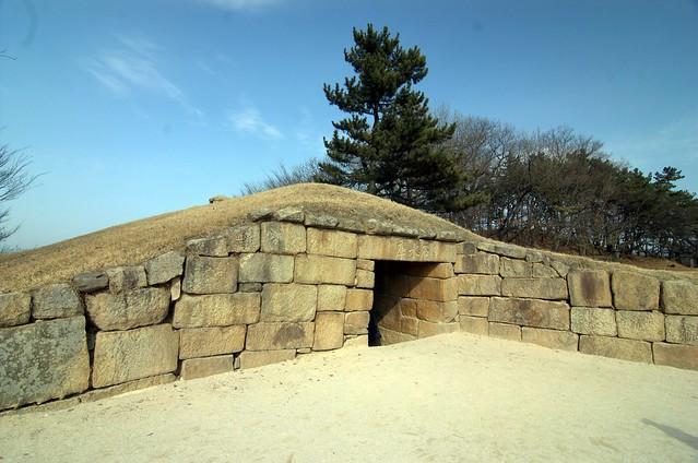 慶州 石冰庫 Stone Freezer, Gyeongju