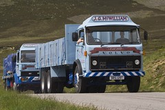 Volvo F86 (Les 24293998) Tags: road vintage north run east lorry commercial restored jgmcwilliam
