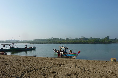 Ngwe Saung-Rivieres-Villages (6)