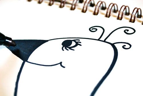 doodle-bird