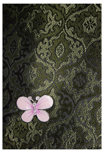 Colour Harmony - Complementary Colours - Green Pink BORDER