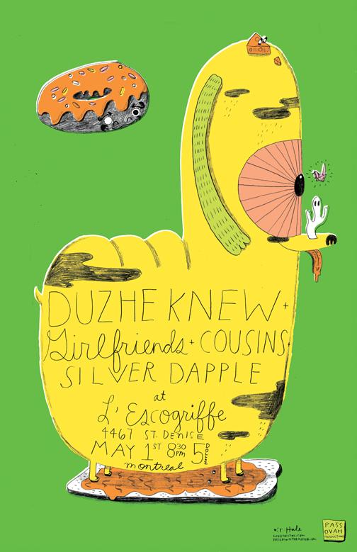 DUZHEKNEW poster