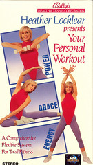 Heather Locklear Your Personal Workout