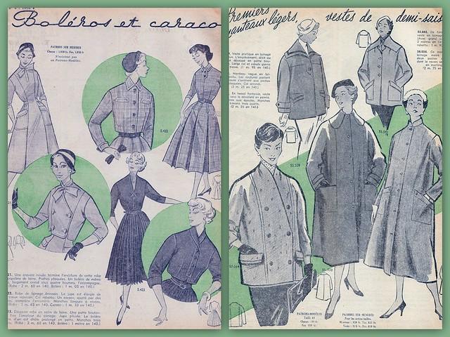 boléros et caracos vestes et manteaux