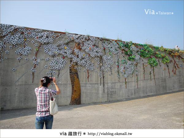 【嘉義景點】新港板頭村交趾剪粘藝術村~到處都是有趣的拍照景點!26