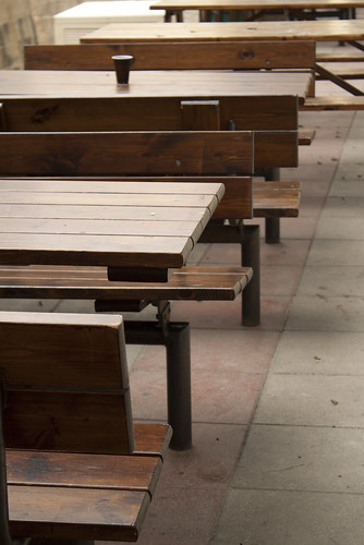 Cup & Benches