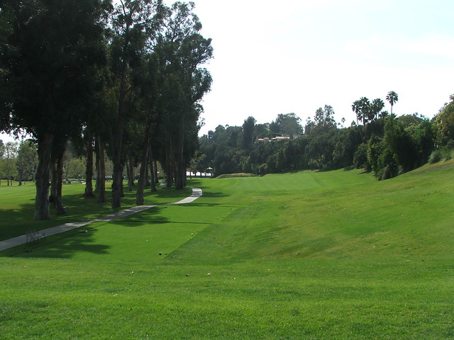 Riviera 5th from green