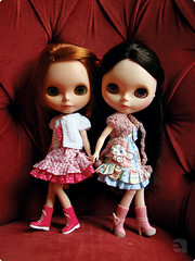 Bella and Abby ADAW 11/52