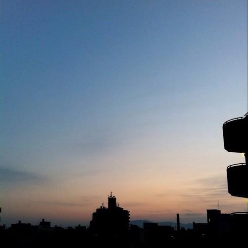 今日の写真 No.161 – 昨日Instagramへ投稿した写真(3枚)/iPhone4 + Photo fx