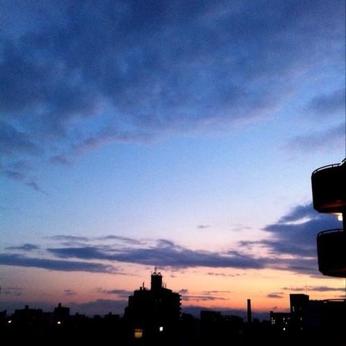 今日の写真 No.143 – 昨日Instagramへ投稿した写真(3枚)/iPhone4 + Photo fx