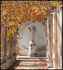 """Tranquility (""""SnapDecisions"""" photography) Tags: italy nikon nik puglia d300 grottaglie hirschfeld flickrsbest castelloepiscopio nikcolor snapdecisions 100commentgroup"""