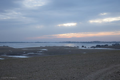 Fynshoved i februar (outdoorstudio) Tags: winter sunset sea seascape ice nature water landscape denmark coast is vinter natur danmark hav solnedgang vand fyn kyst landskab funen fynshoved kerteminde