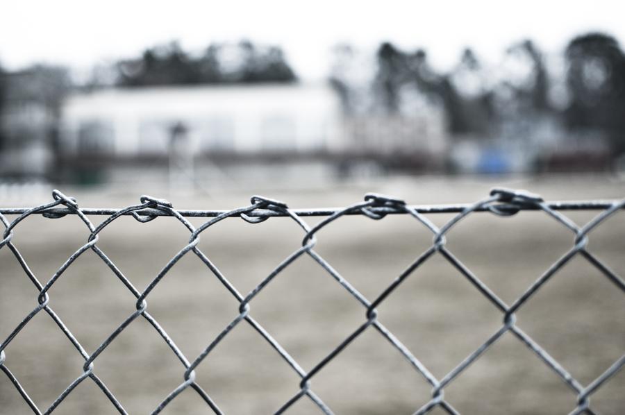 Fence in Karlshamn
