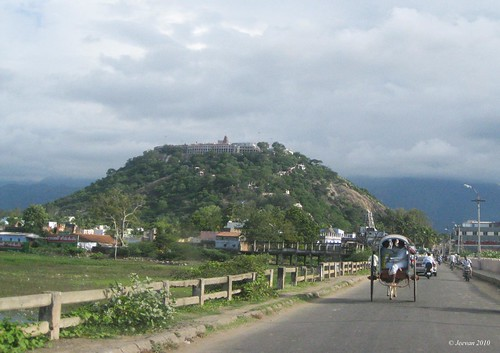 Hill view, Palani
