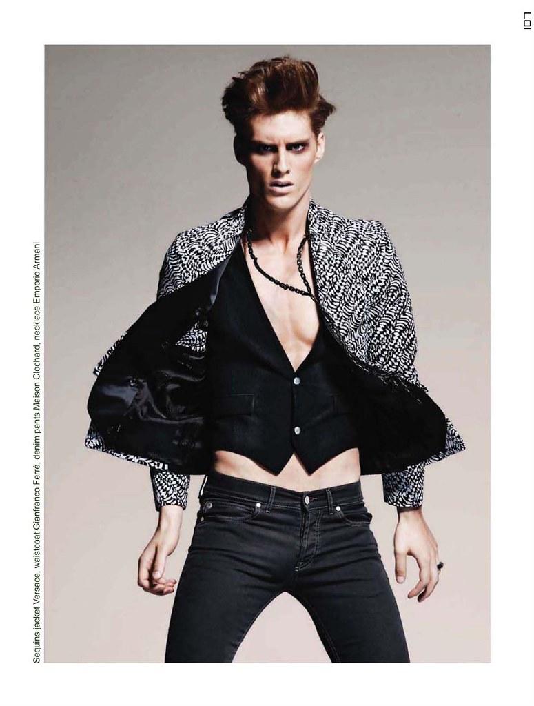 Gordon Bothe0166_Collezioni Uomo SS11_Ph Mario Gomez(Homme Model)