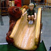 Bear Toddler Slide - TUFF STUFF