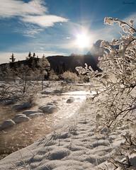 """Cristalli """"Crystals"""" (Alberto Grego Photography ) Tags: winter sun snow ice montagne canon casa sigma case sento neve sole inverno natale moso freddo montain trentino 1224 lightroom ghiaccio eos500d panoramafotogrfico"""