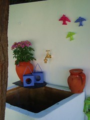 Quintal (SMAC colours) Tags: flores home garden casa country campo decorao cor mveis objectos showyourhouse inspiraes