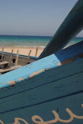 Mediterranean Boat