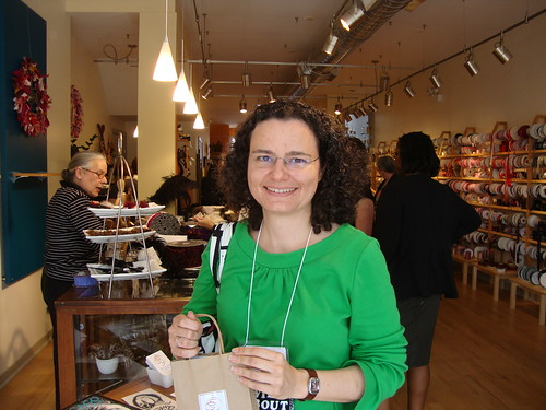 me at Soutache ribbons