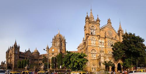 Estacion de tren Chhatrapati Shivaji