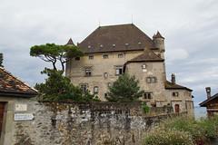 Chateau, Yvoire, France (JL1967) Tags: 2016 france sigma1770 sonya77 yvoire auvergnerhnealpes fr