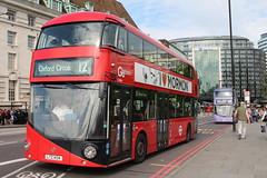 Go-Ahead London LT434 LTZ1434 (wdw1998) Tags: goahead lt434 ltz1434 westminsterbridge route12 londoncentral nbfl borismaster wright