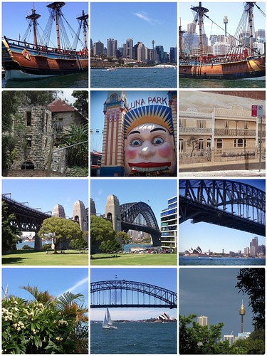 Sydney sights Jan 2011