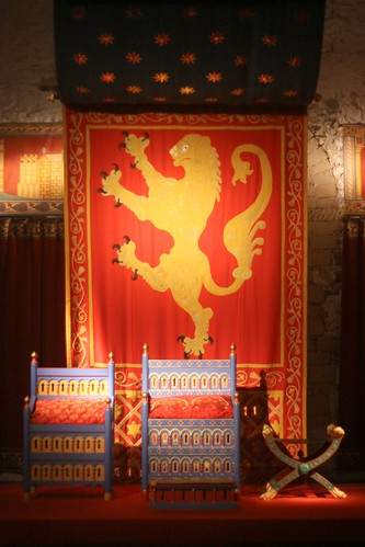 Henry II's Throne