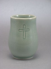 Celadon Blessing Cup