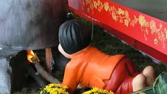 Tet 2011 Decorations - Saigon, Vietnam (bertie's world) Tags: new city decorations year vietnam chi ho tet minh saigon lunar 2011 mi nm mng chc