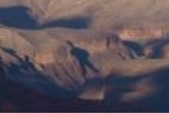 Amazing Human Shadow in Grand Canyon Discovered Dec 25, 2010.