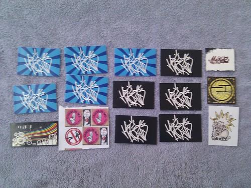 Meke13's pack