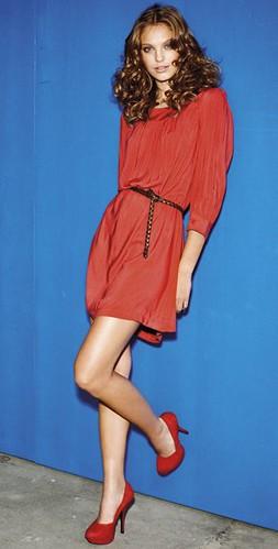 Vila, vestidos para mujer de primavera, moda mujer colección primavera-verano de Vila.dk