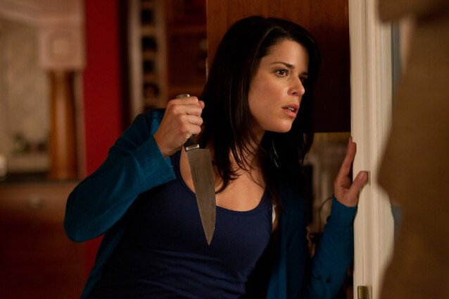 Scream 4 2011 Horror Movie from Wes Craven