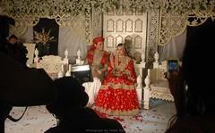 Muneeb ki shaadi (Ameer Hamza) Tags: wedding groom bride reddress shadi speciallighting cameramen ppa weddingphotography hyderabadi jan2011 muneeburrehman shadioffriend