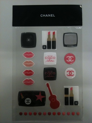 Sticker_Chanel