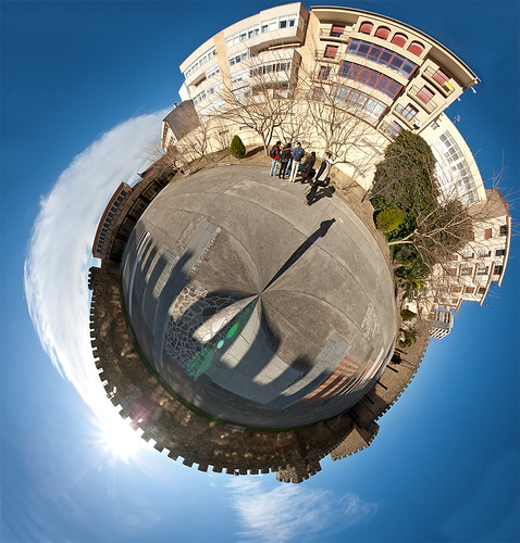 144/365 Minimundo de la Plaza Torre Lucía en Plasencia