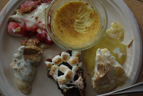 Dessert Pie Sampler