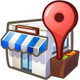 The Google Places Logo