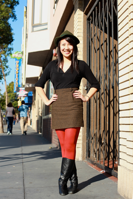 Jessie14 - san francisco street fashion style