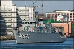 BNS Lobelia - M921 (Aviation & Maritime) Tags: norway stavanger navy lobelia minesweeper bns minehunter belgiumnavy m921 bnslobelia m921lobelia