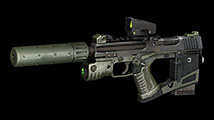 M66 MACHINE PISTOL