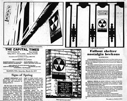 Fallout Shelter Nostalgia