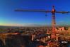 Երեւանը շինութեան մէջ / Yerevan under construction (Seroujo) Tags: canon construction yerevan hdr masis 500d երեւան մասիս շինարարութիւն