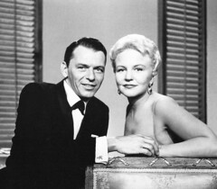 Frank Sinatra and Peggy Lee