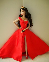 Passion  Red (napudollworld) Tags: vanessa fashion night mexico warrior gown miss universe royalty 2010