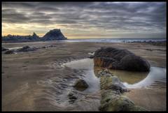Hartland Quay 3 (Marc Collins) Tags: ocean beach coast seascapes devon hdr northdevon photomatix tonemapping hartlandquay
