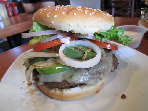 Barney's Gourmet Hamburgers, Berkeley